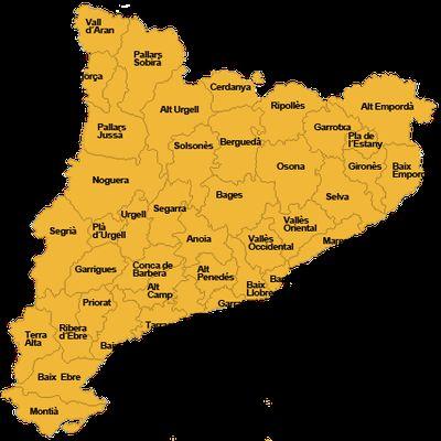 Point de vue sur la Catalogne