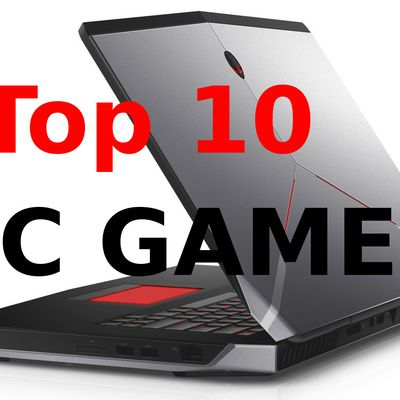 Top 10 des PC Gamers