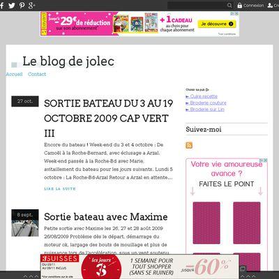 Le blog de jolec
