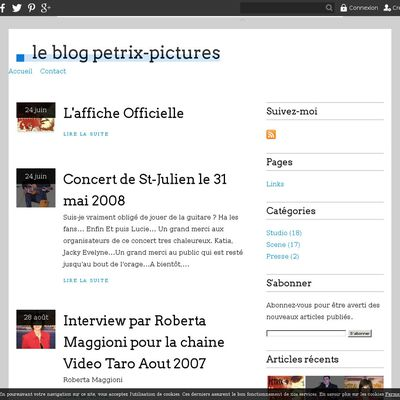 le blog petrix-pictures