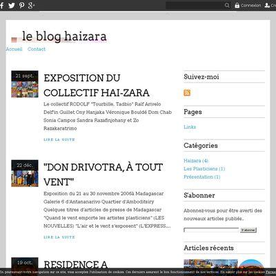 le blog haizara