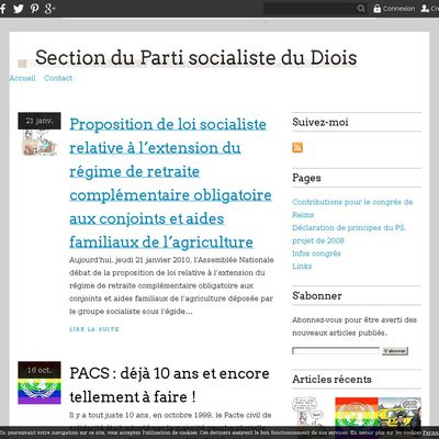 Section du Parti socialiste du Diois
