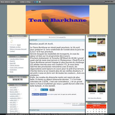 le blog team-barkhane