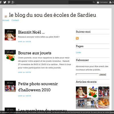 le blog du sou des écoles de Sardieu