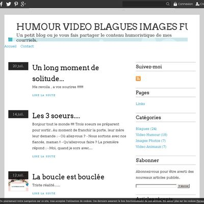 HUMOUR VIDEO BLAGUES IMAGES FUN