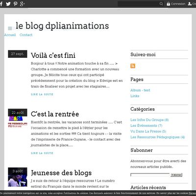 le blog dplianimations
