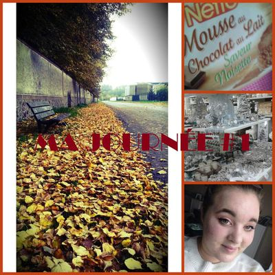 Bloguer ma vie #1 (Journée shooping, promenade et nourriture)