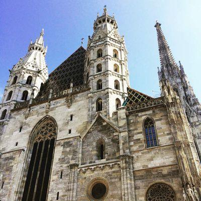 La jolie ville de Vienne