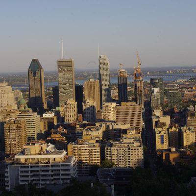 Montréal, jour 1