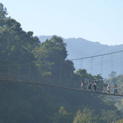 Trek du tour des Annapurnas