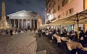 Popular Restaurants in Rome