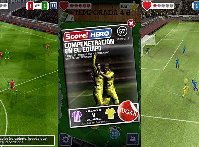Play Score Hero Game Online