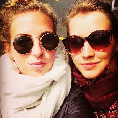Axelle & Carine