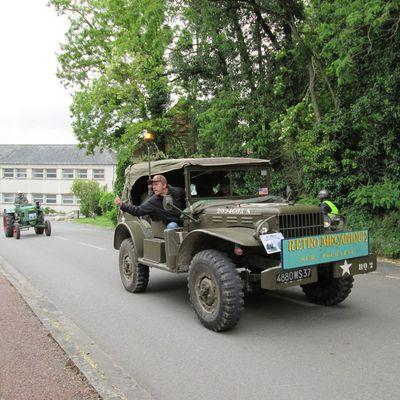 2014 Rallye Véhicules lents