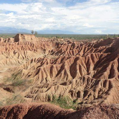 Le desert de la Tatacoya