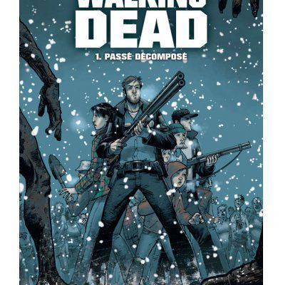 Comics Walking Dead en intégrale