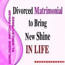 DIVORCEE MATCHMAKING SERVICES 91-09815479922 WORLDWIDE