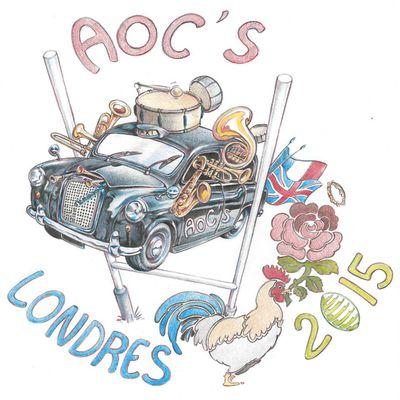 Les AOC's à Londres
