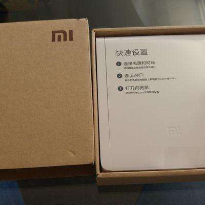 [Tutoriel Video] Xiaomi Mi Router, config en français