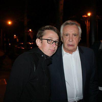 Rencontre avec Michel Sardou !