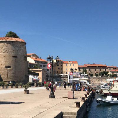 Alghero et la plage de Porto Ferro