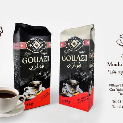 Café Moulu Gouazi