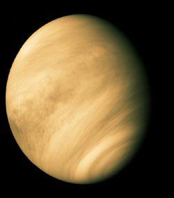 Zoom sur ... Vénus!