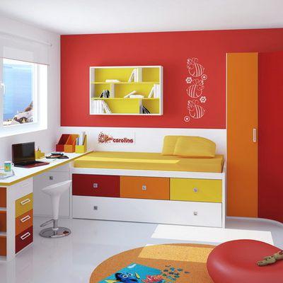 Camas juveniles para niños bonitas, baratas y divertidas