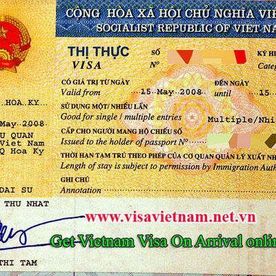 How to get a Vietnam Visa On arrival at Vietnam airport ?