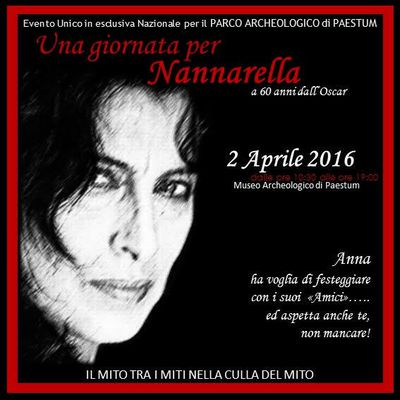 Un super evento in memoria di Anna Magnani