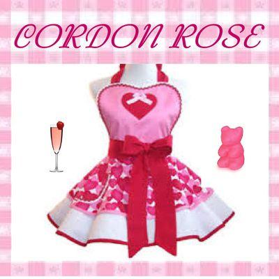 CORDON ROSE : La cuisine en rose !