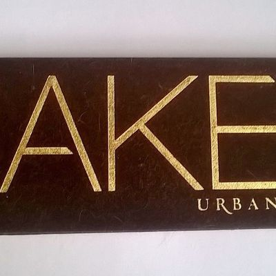 Urban Decay, Naked