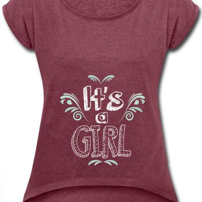 Tshirt Femme Enceinte