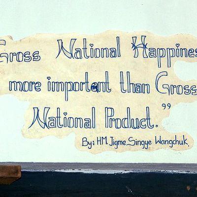 Le Bonheur National Brut