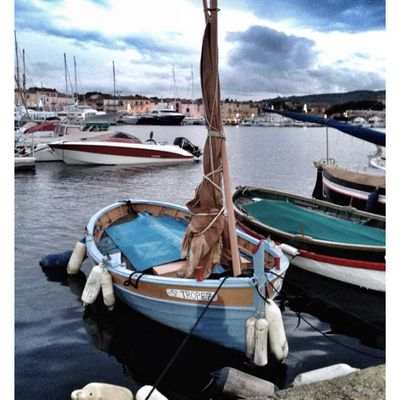 Photographie - Le Pointu - Saint Tropez