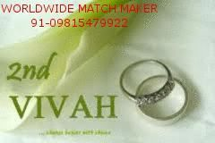 ELITE DIVORCEE MATRIMONIAL SERVICES 91-09815479922 INDIA & ABROAD