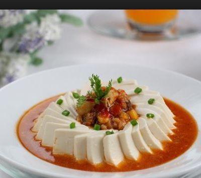 Hướng dẫn làm món đậu hũ non sốt ớt ngon nhanh gọn lẹ