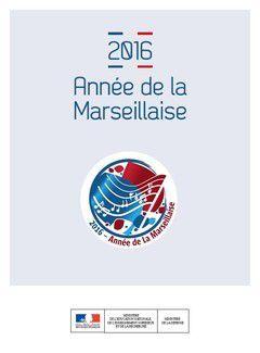 2016: année de la Marseillaise