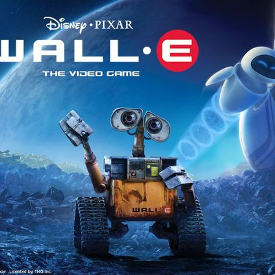 Wall-E d'Andrew Stanton - 2008