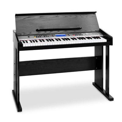 piano Schubert Carnegy-61 Piano électrique 61 touches MIDI noir