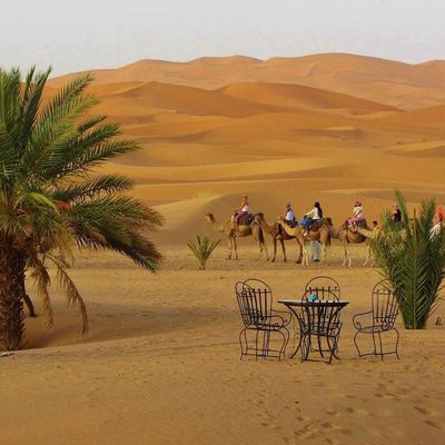 MOROCCO SAHARA HOLIDAY