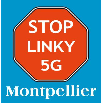STOP LINKY - 5G MONTPELLIER