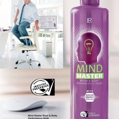 MIND MASTER et COLOSTRUM