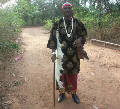 WHY THE IGBOS WILL CONTINUE TO BE IN BONDAGE AND SLAVERY............... SAYS,IGBO  HIGH PRIEST OF CHUKWU ABIAMA