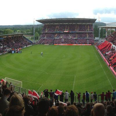Stade Saint-Symphorien - Metz