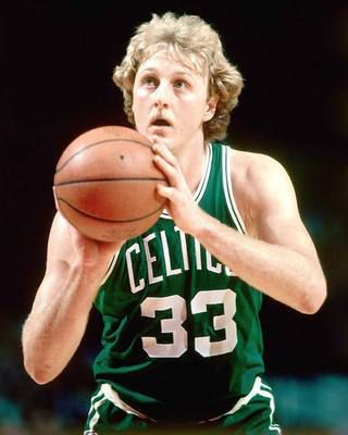 Larry Bird - A Synonym For Basketball