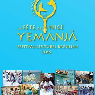 Festival Culturel Brésilien Fête de Yemanja Nice DU 1 AU 3 JUILLET 2016