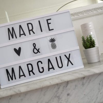 Marie & Margaux
