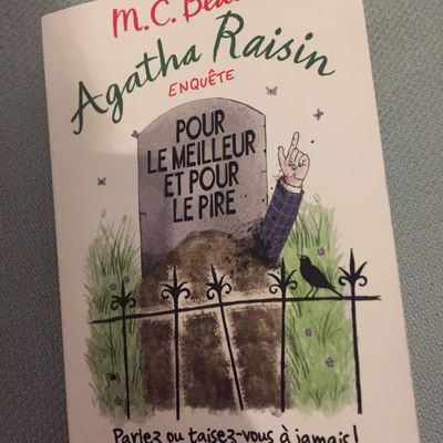 Agatha Raisin, M.C Beaton, Albin Michel