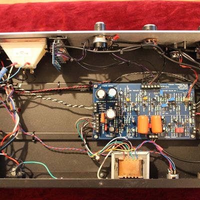 Notes persos projets audio